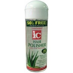 hair polisher with aloe 178ml (blanco)