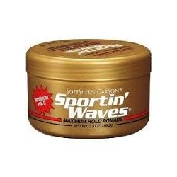 Sportin Waves Pomade Gold 100gm