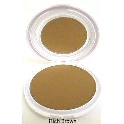 Island Beauty Polvo Compacto Rich Brown
