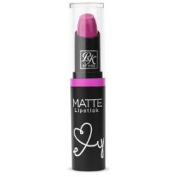 Fuchsia Fierce Pintalabios Mate Kiss