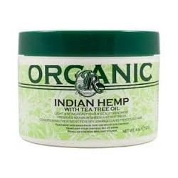 Organic Indian Hemp 8oz