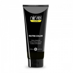 Nutre Color Nirvel Negro 200ml