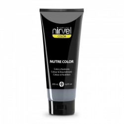 Nutre Color Nirvel Plata 200ml