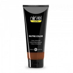 Nutre Color Nirvel Naranja 200ml
