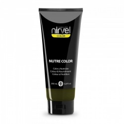 Nutre Color Nirvel Verde 200ml