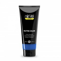 Nutre Color Fluor Nirvel Azul Klein 200ml