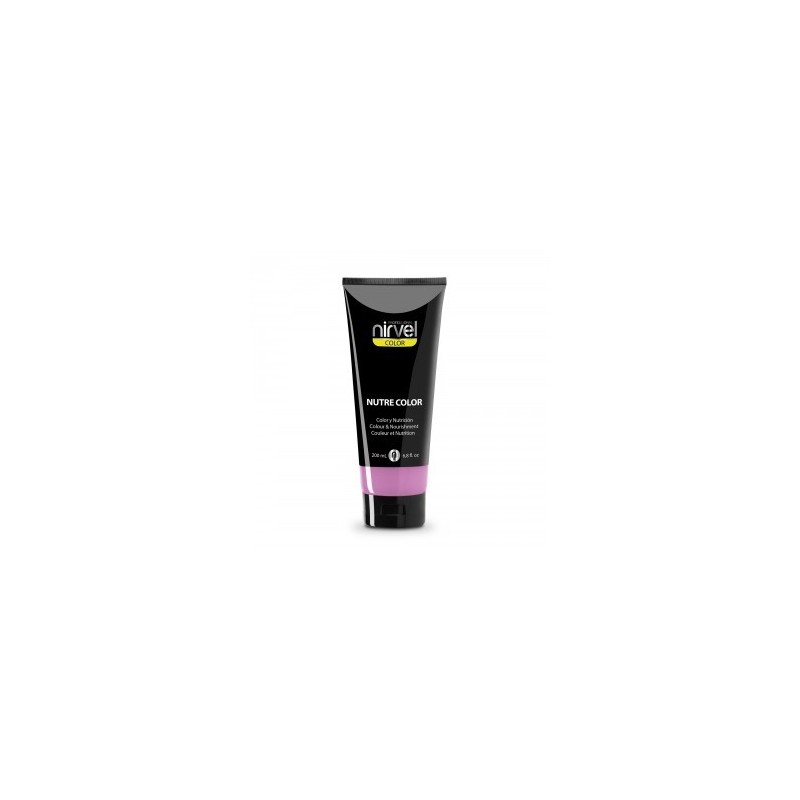 Nutre Color Fluor Nirvel Chicle 200ml