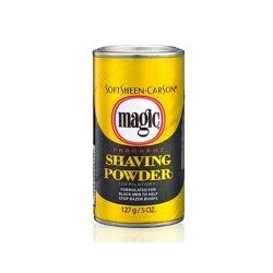 Magic Shaving Powder Gold 4.5oz