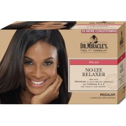 Dr Miracle Relaxer Kit Regular
