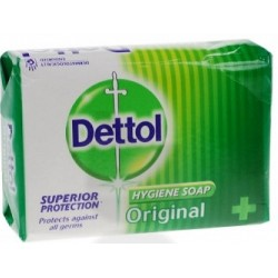 Dettol Anti Bacterial Jabon 110gr