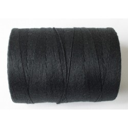 Weaving Threads 400yds Co. Black