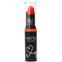 Capri Orange Matte Lipstick