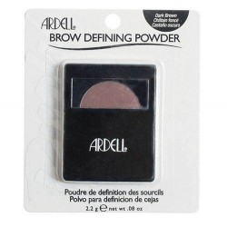 Polvo de Cejas Marron Oscuro 2,2 gr Ardell