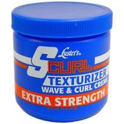 Scurl Texturizer Wave & Curl Crème Sup 16oz