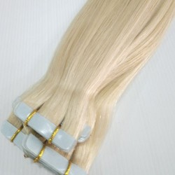 """Tape Hair 14"""" Straight Color 613"""