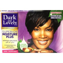 Dark & Lovely kit super