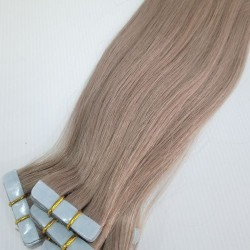 """Tape Hair 22"""" Straight Color 18"""