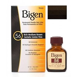 Bigen 56 Rich Med. Brown
