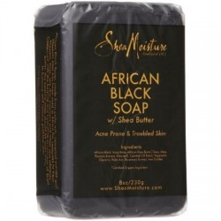 Shea Moist. Africa Black Soap 8oz