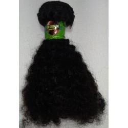 30 cm Pelo Brasileño Afro