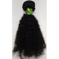 40 cm Pelo Brasileño Afro