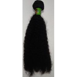 50 cm Pelo Brasileño Afro