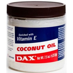 Dax Coconut Oil - 7.5 oz 213gr