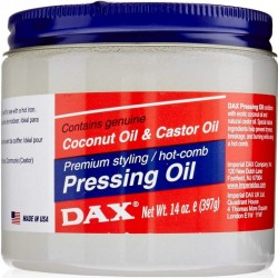 Dax Pressing Oil - 14oz 397gr