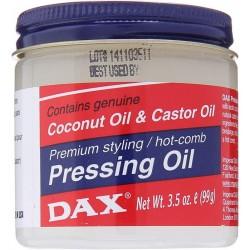 Pressing Oil - Dax