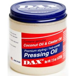 Dax Pressing Oil - 7.5 oz...
