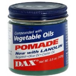 Dax Vegetal Oils Pomade