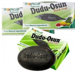 Dudu Black Soap 150gr