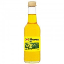 Ktc Pure Mustard Oil 250ml
