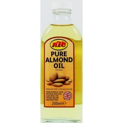 Ktc Almond Hair Oil 200ml