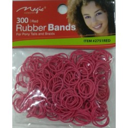 Magic 300 Rubber Band Red
