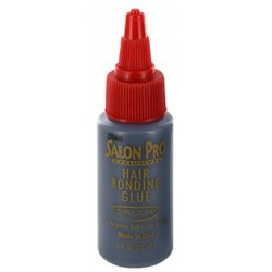 Salon Pro Glue Black 1oz