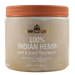 Nubian Queen Indian Hemp 12oz