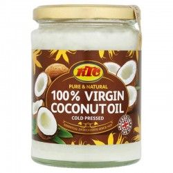Ktc Virgin Coconut Oil 500ml