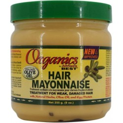 Organic Hair Mayonnaise 9oz