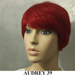 Audrey 39 Sleek wig fashion