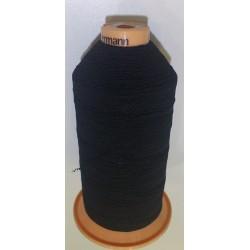 000 hilo elastico 1000m negro.