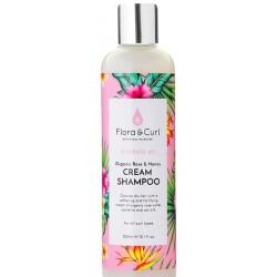 Organic Rose & Honey Cream...