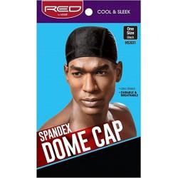 Spandex Dome Cap - Kiss