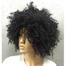 Afro Crochet Wig Color 1