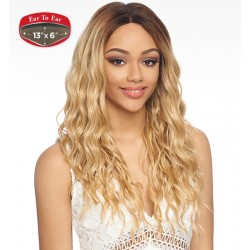 FLS54 Synthetic Lace Wig
