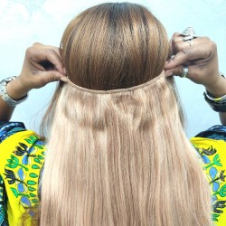 Easy Clip - 100% Natural Hair