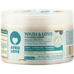 Wash & Love Cleansing Creme...