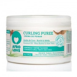 Curling Puree 8oz Afro Love
