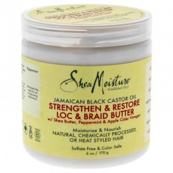 Loc Braid Butter 6oz Shea M...