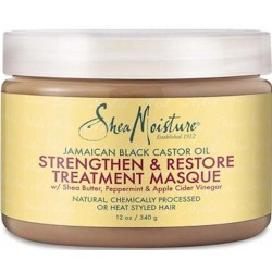 Treatment Mask 12oz  - Shea...